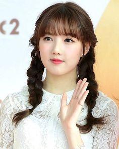 Kpop Girl Groups, Korean Girl Groups, Kpop Girls, Bubblegum Pop, Extended Play, Asian Woman, Asian Girl, Kpop Hair, Gfriend Sowon