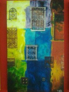 Pintura óleo 2013