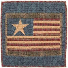 Old Glory Quilt Block