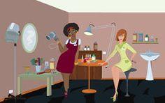 Mulheres Em Um Salão De Beleza De Beleza - Baixe conteúdos de Alta Qualidade entre mais de 54 Milhões de Fotos de Stock, Imagens e Vectores. Registe-se GRATUITAMENTE hoje. Imagem: 14191136