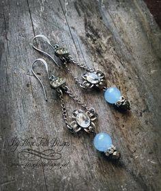 {Victorian Era} Earrings By Have Faith Designs