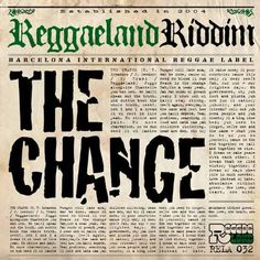 The Change Riddim - Reggaeland Production - Riddim Tun Up