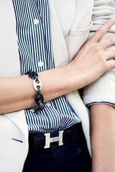 Used Men's Hermes Belts