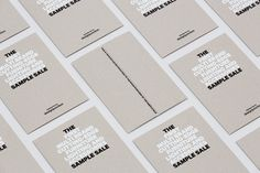 The Sample Sale is a show created by the minds behind DesignJunction. We were approached to identify a concept for the show, naming, art direction and full spacial creative at the 22000 sq.ft base, Victoria House. The premise of the show was to provide me…
