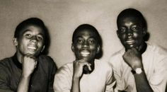BOB MARLEY, BUNNY WAILER and PETER TOSH, 1964 © Studio One Archives