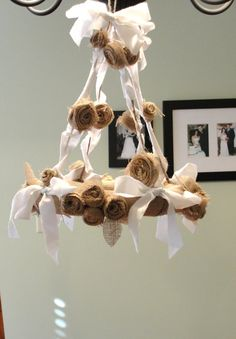 This is so...cute! By Little Audrey's Flower Shop on Etsy