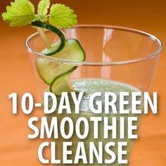10 Day Green Smoothie Diet💪