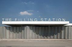 Carmody Groarke - The Filling Station