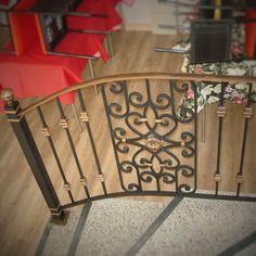 Corrimão, Portas e Portões em Ferro Forjado
