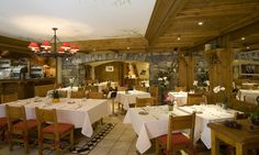 A Courchevel 1300 Hotel - Hotel Les Peupliers. A family run hotel with a great location in an authentic French village, available to book through Kaluma Travel. Luxury Hotels, Table Settings, France, Traditional, Table Decorations, Dining, Furniture, Home Decor, Food