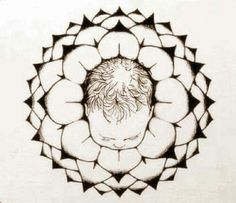 This is the beautiful logo from Ina May Gaskin's Spiritual Midwifery and The Farm Midwifery Center. The image of the crowning baby is similar to Artist Gisela's Crowning Rose ima… Doula, Spiritual Midwifery, Ina May Gaskin, Birth Art, Birth Affirmations, Pregnancy Art, Hospital Birth, Water Birth, Childbirth Education