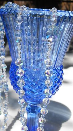 Lasso Mexican Wedding Rosary Faceted Crystal Beads Czech by kastex, $60.00