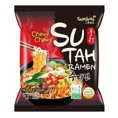 Samyang Ramen, Ramen Noodle Soup, Ramen Noodles, Kimchi, Food Engineering, Instant Ramen, Easy Chinese Recipes, Oriental Food, Instant Recipes