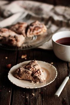 Apple Cinnamon Scones by pastryaffair, via Flickr