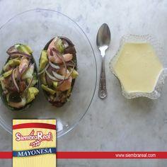 La combinación de ingredientes y el sabor que mayonesa Siembra Real le da a tus platos, hacen de cada ocasión un momento especial... #MayonesaSiembraReal