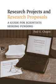 Research Projects and Research Proposals