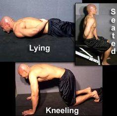 The Stomach Vacuum Exercise - Bodybuilding.com