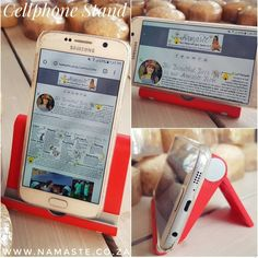 This is the only nifty and affordable little #CellphoneStand I can find at the moment 🥰 R80 each, not as cute as the Canadian heels, but it works great nonetheless. I only managed to find 10, so get it before they gone #NamasteProducts #BestSeller #MustHave www.namaste.co.za/new Cell Phone Stand, R80, Nintendo Consoles, Nifty, Namaste, Best Sellers, Samsung, In This Moment, Heels