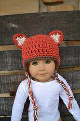Red Fox Beanie