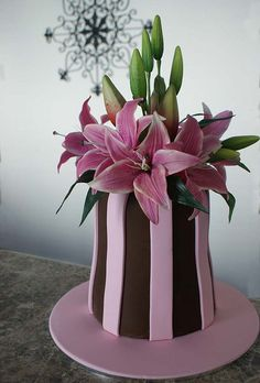 bunch of flowers by Verusca's Cake, via Flickr
