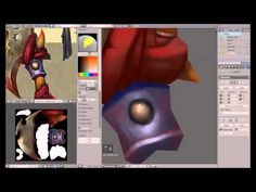 ▶ Hand Painted Textures in Blender part3 - YouTube