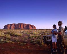 Uluru, Northern Territory, Australia. (Image copyright: Tourism Board Australia)