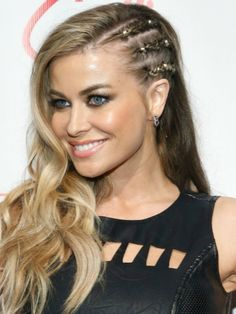 long blonde braids - Google Search