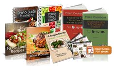 Paleo Cookbooks http://things4you2.com/fight-stress-with-healthy-eating/