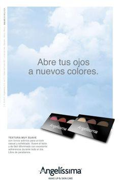 Sombras Efecto Mate Nuevos Tonos Asesoría Profesional-Venta-Afiliación https://www.facebook.com/carlosadrian.gonzalezsanchez