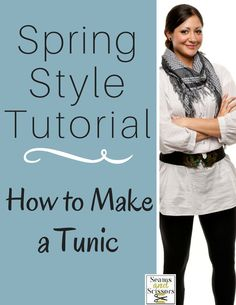 How to Make a Tunic