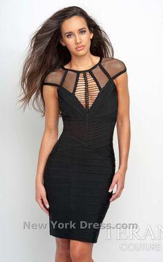 dae9a652e79 Shop Terani designer prom gowns and elegant evening dresses at PromGirl.  Little black dresses