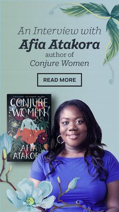 Calling all historical fiction readers: read this exclusive interview with Afia Atakora, author of the stunning new novel, Conjure Women. Book Clubs, Book Club Books, Book Lists, New Books, Books To Read, Historical Fiction Books, Horror Fiction, Personal History, Woman Reading