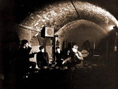 The Beatles - Playing in the Cavern, 1961