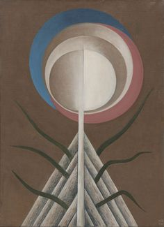 Hilma af Klint, The swedish pioneer of abstract Art at DOP