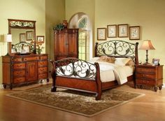 warm tuscany bedroom furniture for rustic interior modern bedrooms tuscanyg