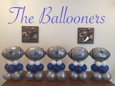 Balloons - Dallas Cowboys Theme