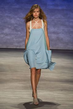 Rebecca Minkoff Spring 2015 Ready-to-Wear - Rebecca Minkoff Ready-to-Wear Collection