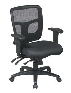 Office Star Pro-Line II 92893-30 ProGrid® Back Mid Back Managers Chair
