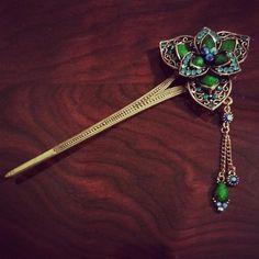 Korean hair pin
