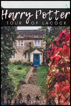 Harry Potter tour of Lacock: your ultimate guide to enjoying a wizarding weekend or break in the Cotswolds village of Lacock (Lacock Abbey, Wiltshire, South West England)