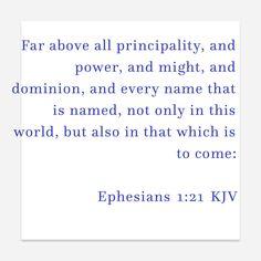 ephesians 5 21 33 kjv bible verses