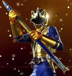 Brandon wants antonio the gold ranger as a bday cake this year!