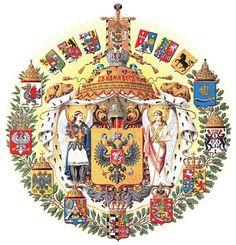Escudo de los zares de Rusia