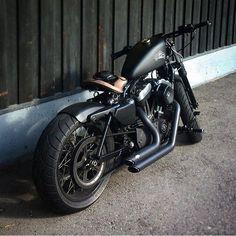 Sportster | Bobber Inspiration - Bobbers and Custom Motorcycles November 2014