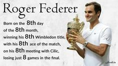 Happy birthday to the greatest athlete on earth! Happy Birthday to the greatest male tennis player of all time roger federer . Tennis Serve, Tennis Match, Roger Federer Family, Wimbledon 2017, Tennis Photos, Tennis Online, Tennis Funny, Tennis World, Tennis Workout