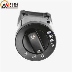 Car Headlight Fog Light Switch Repair Kit Replace for AUDI A4 B6 2000-2004 A4 B7 2004-2007 8E0941531 8E0941531A #Affiliate
