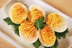 How do I make perfect devilled eggs?