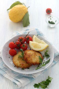 Schiacciatine di merluzzo e patate facili e gustose per grandi e piccini