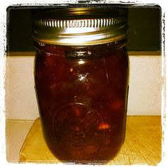 Cranberry pineapple jam recipe. Has directions for making freezer jam and canning jam. Great food gift!