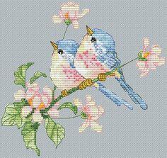 Птички. Дизайнер: Алиса Окнеас